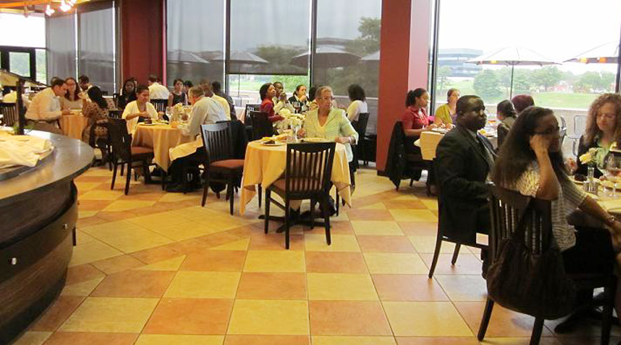 NFC Volunteer Appreciation Dinner. Thanks to our awardees, volunteer and students, alike! Sept 2011