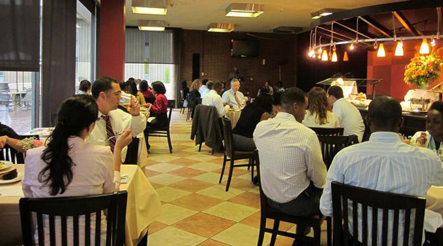 NFC Dinner. Sept 2011