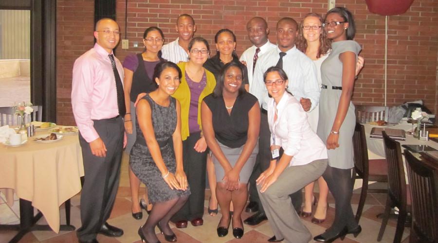 NFC Dinner. 2011-2012 NFC Steering Committee. Sept 2011